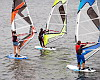 Regaty windsurfingowe UKS w Jastarni